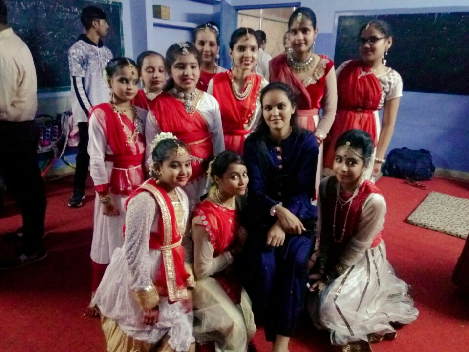 Learn Kathak Online in India