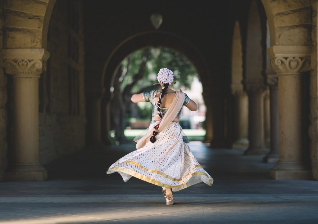 hindu, india, woman   Indian Classical Dance   Kathak   Dance is a way of life